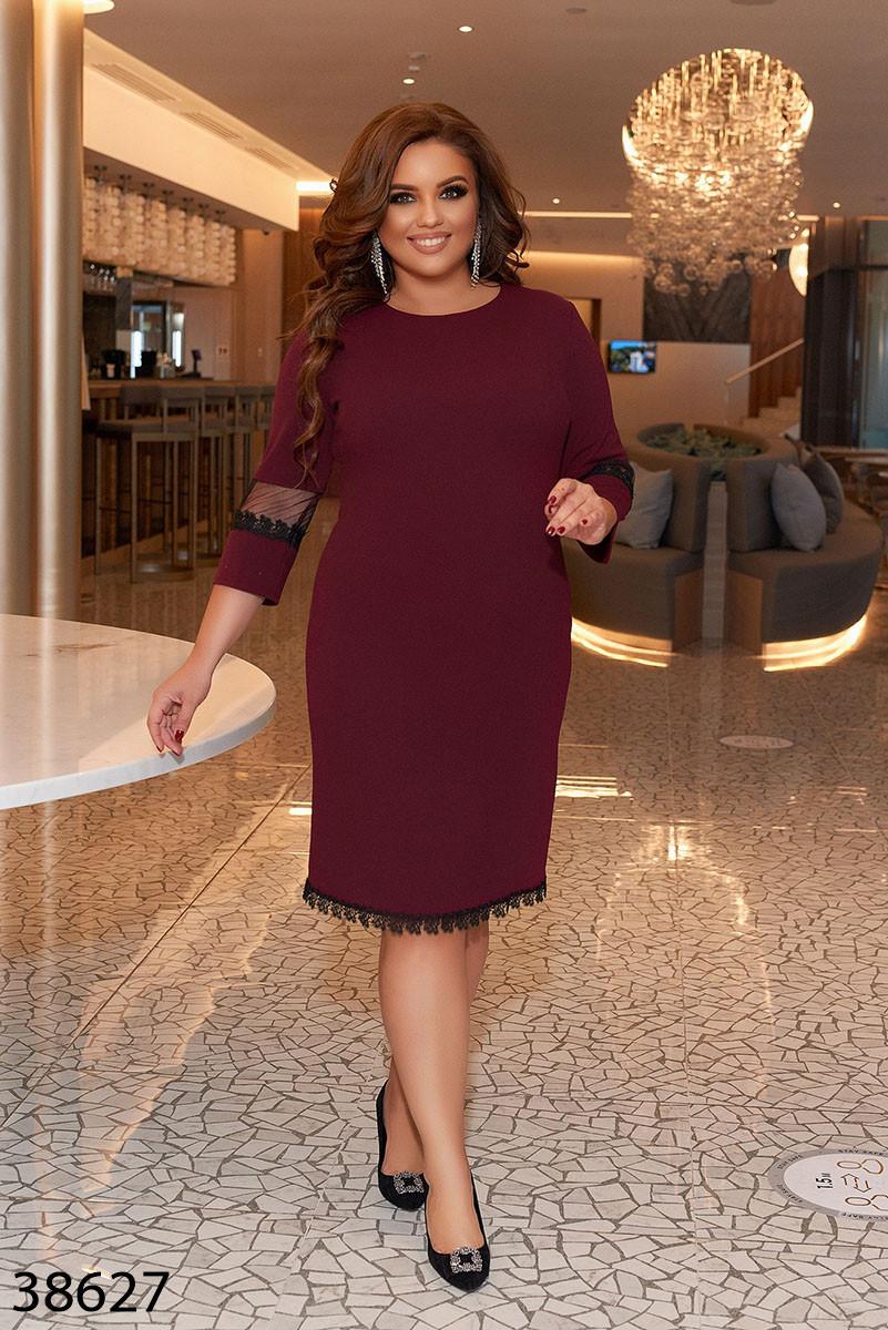 Нарядное,праздничное женское платье  Размер: 50-52 54-56 58-60