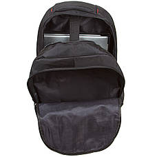 Рюкзак большой городской SHUAITIAN 2 отделения 51х34х22,  ткань полиестер на ПВХ основе  ксСТ21ч, фото 3