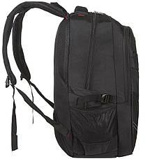 Рюкзак большой городской SHUAITIAN 2 отделения 51х34х22,  ткань полиестер на ПВХ основе  ксСТ21ч, фото 2