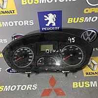 Панель приборов (спидометр, одометр, щиток) Peugeot Boxer III 1358173080