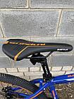 """Велосипед BATTLE МТВ 27,5-17"""" THUNDER, синий, фото 5"""