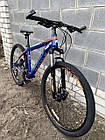 """Велосипед BATTLE МТВ 27,5-17"""" THUNDER, синий, фото 8"""