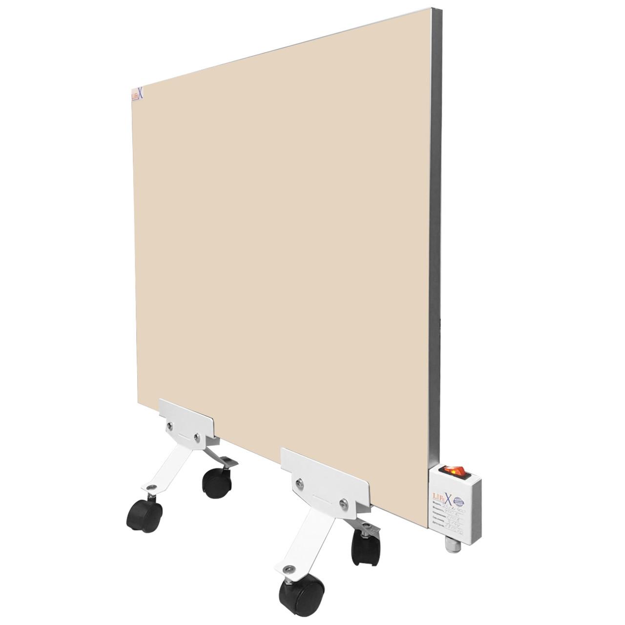 Керамическая панель LIFEX Slim 400 Вт (бежевая)