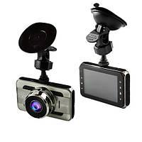 """Автомобильный видеорегистратор T669, LCD 3"""", Angel Lens, 1080P Full HD, HDMI, металлический корпус, фото 1"""