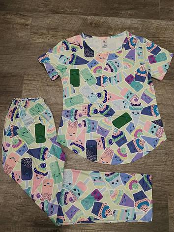 Молодежная пижама 71-4, фото 2