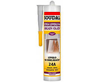 Суперклей для плитки 24А (280 мл) Soudal