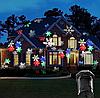 Лазерный проектор Star Shower COLOR Snowflake № WP2, фото 2