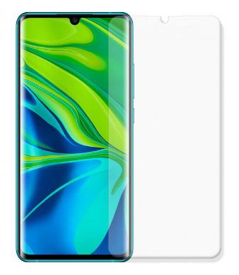 Гидрогелевая защитная пленка на Xiaomi Mi Note 10 на весь экран прозрачная, фото 2