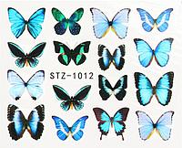 Слайдер водный для дизайна ногтей STZ-1012, фото 1