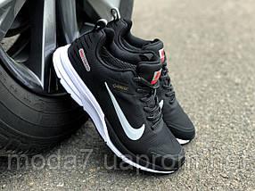 Кроссовки мужские черные Nike Shield Термо, фото 3