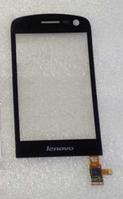 Оригинальный тачскрин / сенсор (сенсорное стекло) для Lenovo A60 (черный цвет)