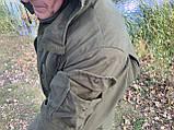"""Зимний костюм для рыбалки и охоты """"Mavens Тайга"""" Олива, одежда, камуфляж, размеры 44-66, фото 3"""