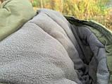 """Зимний костюм для рыбалки и охоты """"Mavens Тайга"""" Олива, одежда, камуфляж, размеры 44-66, фото 4"""