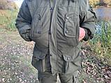 """Зимний костюм для рыбалки и охоты """"Mavens Тайга"""" Олива, одежда, камуфляж, размеры 44-66, фото 6"""