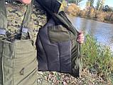 """Зимний костюм для рыбалки и охоты """"Mavens Тайга"""" Олива, одежда, камуфляж, размеры 44-66, фото 5"""