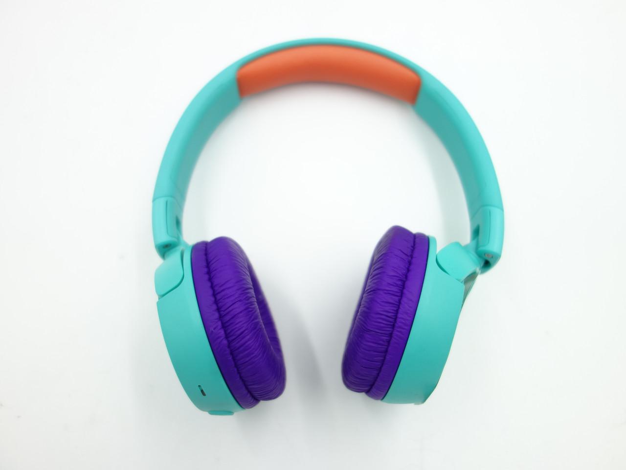 Наушники JBL JR 300 ВТ (берюзовый, голубой, розовый)