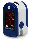 Пульсометр пульсоксиметр AB-88 на палец | пульсометр оксиметр | пульсоксиметр на палец, фото 3