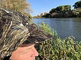 """Зимний костюм для рыбалки и охоты """"Mavens Зубр"""" Камыш дикий, одежда, камуфляж, размеры 44-66, фото 8"""