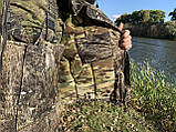 """Зимний костюм для рыбалки и охоты """"Mavens Зубр"""" Камыш дикий, одежда, камуфляж, размеры 44-66, фото 10"""