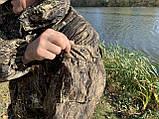 """Зимний костюм для рыбалки и охоты """"Mavens Зубр"""" Камыш дикий, одежда, камуфляж, размеры 44-66, фото 5"""
