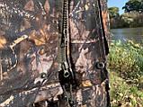 """Зимний костюм для рыбалки и охоты """"Mavens Зубр"""" Дуб темный, одежда, камуфляж, размеры 44-66, фото 4"""