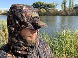 """Зимний костюм для рыбалки и охоты """"Mavens Зубр"""" Дуб темный, одежда, камуфляж, размеры 44-66, фото 5"""