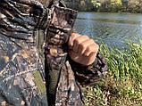 """Зимний костюм для рыбалки и охоты """"Mavens Зубр"""" Дуб темный, одежда, камуфляж, размеры 44-66, фото 7"""
