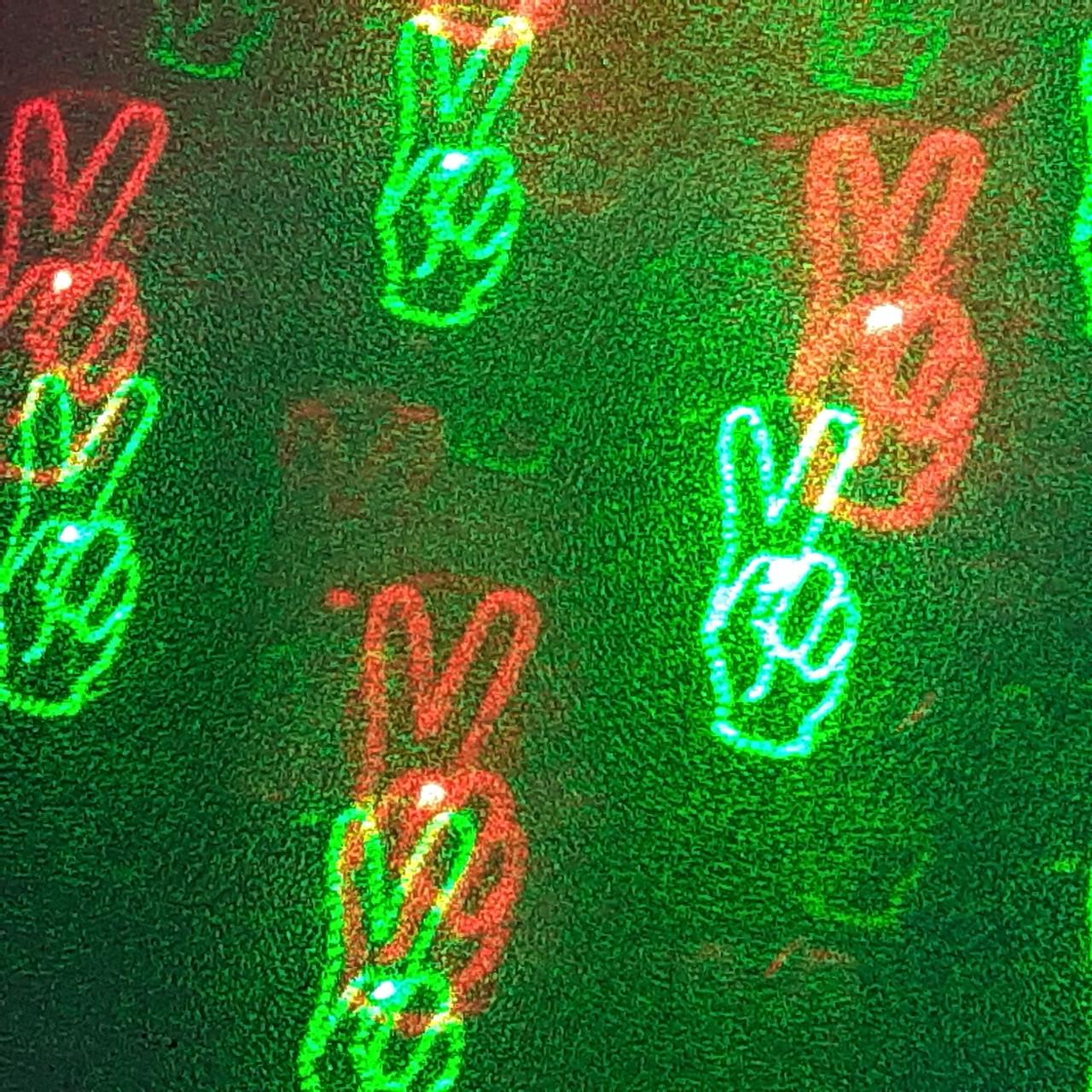 Лазер мини фигурные точка сердце рука жест виктория