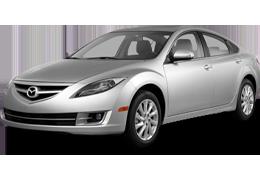 Багажник на крышу для Mazda (Мазда) 6 II (GH) 2007-2013