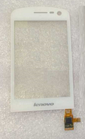 Оригинальный тачскрин / сенсор (сенсорное стекло) для Lenovo A60 (белый цвет)