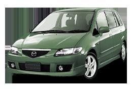 Багажник на крышу для Mazda (Мазда) Premacy 1999-2005