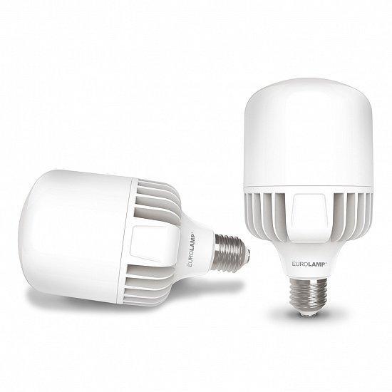 Лампа светодиодная промышленная EUROLAMP 70W E40 6500K (LED-HP-70406)
