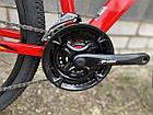"""Велосипед  BATTLE МТВ 27,5-17"""" THUNDER, красный, фото 3"""
