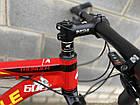 """Велосипед  BATTLE МТВ 27,5-17"""" THUNDER, красный, фото 5"""