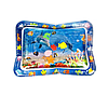 Детский водяной коврик аквариум с рыбками развивающий 65х45см, фото 2