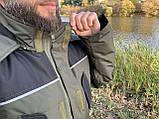 """Зимний костюм для рыбалки и охоты """"Mavens Аляска"""" Зеленый, одежда, камуфляж, размеры 48-62, фото 7"""