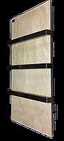 Керамічний рушникосушка з терморегулятором LIFEX ПСК600R (бежевий мармур)