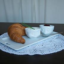 Чашка с блюдцем для кофе Tassen Хитрая улыбка 200 мл TASS14101/TA, фото 3
