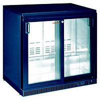 Фригобар 0.9м Frosty SGD250SL раздвиж. двери