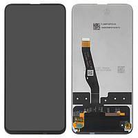 Дисплей (LCD) Huawei P Smart Z   Honor 9X   Y9 Prime (2019)   Y9s   STK-LX1 с тачскрином, черный, оригинал