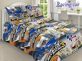 Комплект постельного белья детский  Racing car