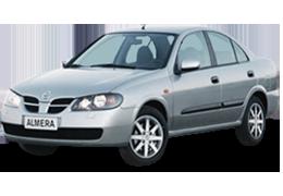 Багажник на крышу для Nissan (Ниссан) Almera 2 (N16) 2000-2006