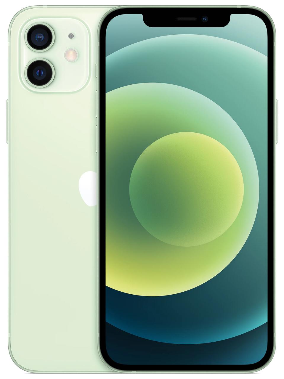 Смартфон Apple iPhone 12 Dual Sim 128GB Green (MGGY3)