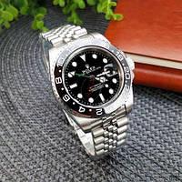 Rolex GMT-Master II Silver-Black, фото 1