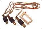 Заземление переносное для электрошкафов ЗПП-1-0/0-16-021