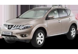 Багажник на крышу для Nissan (Ниссан) Murano 2 (Z51) 2007-2016