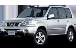Багажник на крышу для Nissan (Ниссан) X-Trail 1 (T30) 2001-2007
