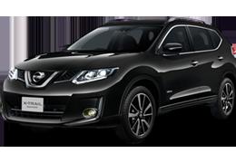 Багажник на крышу для Nissan (Ниссан) X-Trail 3 (T32) 2013+
