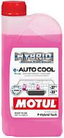 Автомобильная охлаждающая жидкость MOTUL E-Auto Cool -37°C (1L)