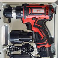 Шуруповерт аккумуляторный BEST ДА-12 Li